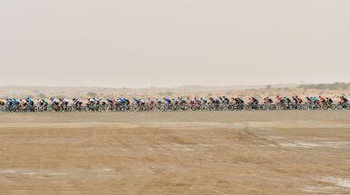 Nowy kolarski wyścig na Półwyspie Arabskim.