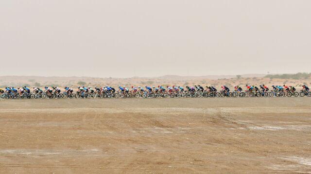 """Nowy kolarski wyścig na Półwyspie Arabskim. """"Inicjatywa odpowiada ambicjom Arabii Saudyjskiej"""""""