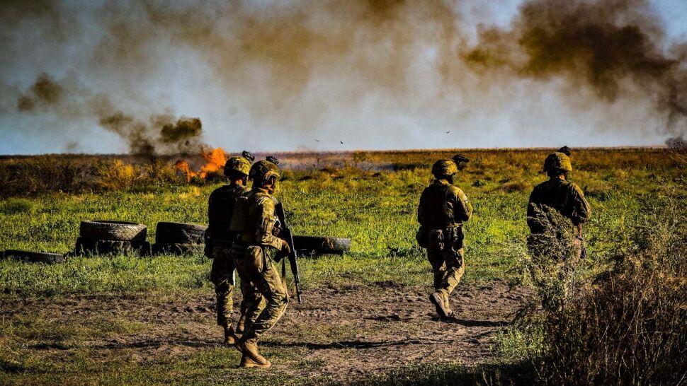 """""""Szósty rok wojny. Zabito ponad 3330 cywilów, rannych zostało około 9 tysięcy"""""""