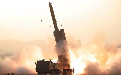 Pjongjang przeprowadził w tym roku kilkunaście testów rakietowych