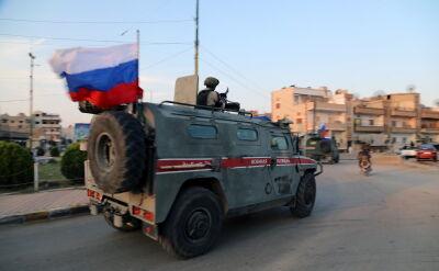 Turcja chce ustalenia strefy bezpieczeństwa na granicy z Syrią