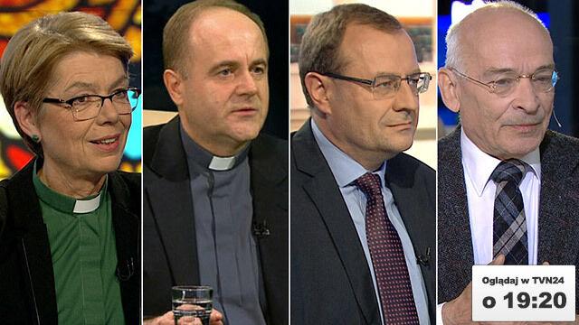"""W """"Faktach po Faktach"""" o sprawie arcybiskupa Sławoja Leszka Głódzia, a także o kandydatach opozycji na prezydenta"""