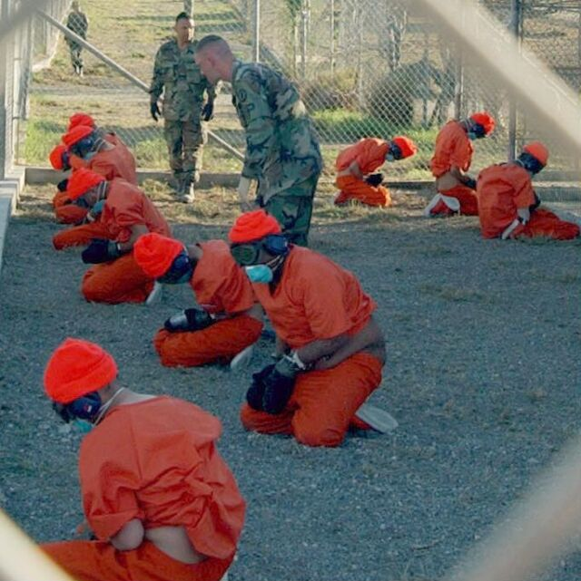 Słowacy biorą z Guantanamo