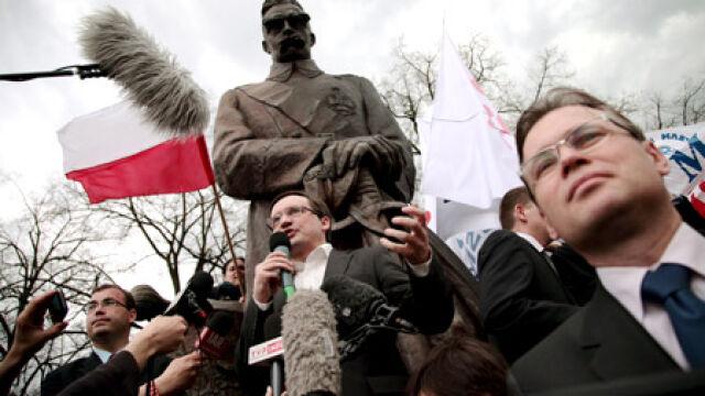 Kaczyński: Zbyszku, zapomnijmy o tym, co było złe, idźmy razem