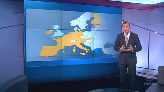 Na czym polega plan ratunkowy strefy euro?/TVN24