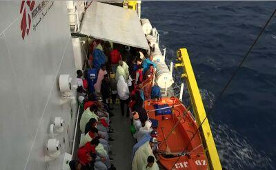 Do Włoch cały czas napływają imigranci