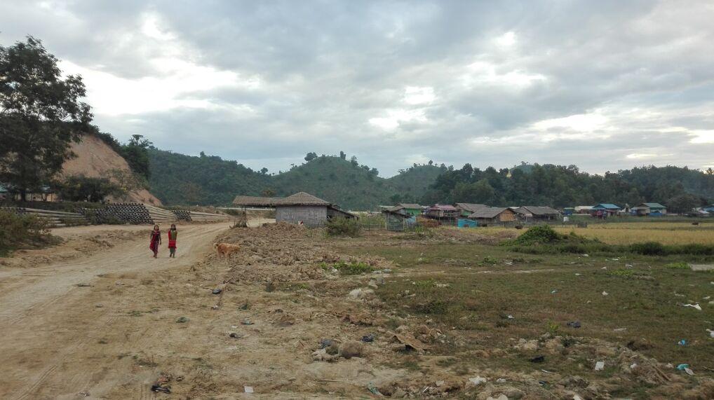Rohindżowie żyją w przeraźliwym ubóstwie