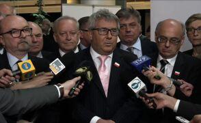 Ryszard Czarnecki o przyjętej rezolucji