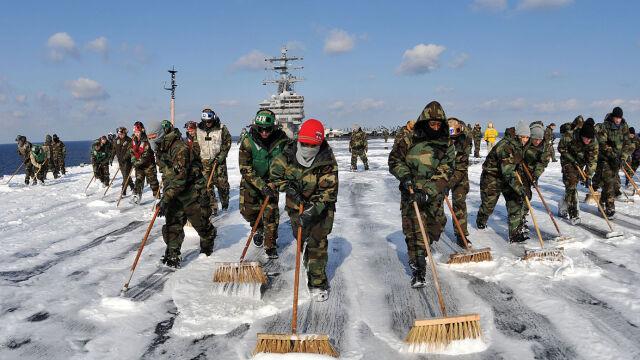 16 okrętów US Navy napromieniowanych
