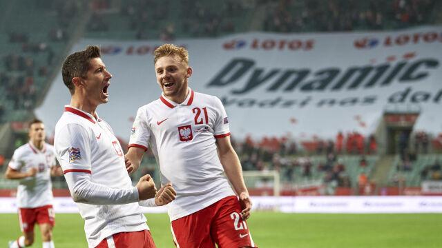 """Świetny nie tylko """"Lewy"""". Oceny Polaków po meczu z Bośnią i Hercegowiną"""