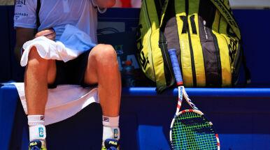 Zakażony tenisista uciekł z Rosji i rozpłynął się w powietrzu