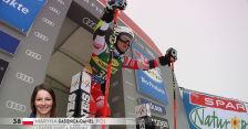 Maryna Gąsienica-Daniel nie awansowała do 2. przejazdu slalomu giganta w Soelden