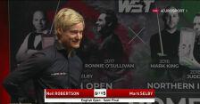 Robertson awansował do finału English Open
