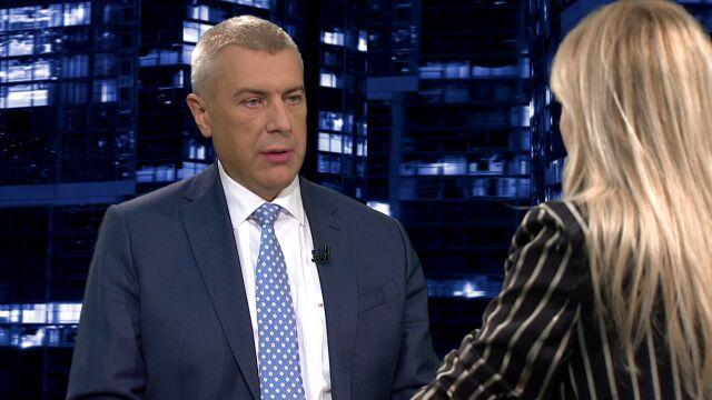 """Roman Giertych byl gościem """"Kropki nad i"""""""