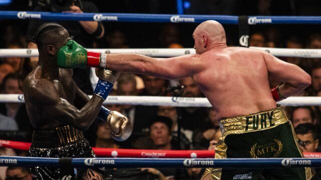 """Świat boksu widział zwycięstwo Fury'ego. """"Mistrzowi podarowano remis"""""""