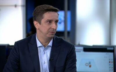 Jarosław Jabrzyk z Superwizjera TVN o działaniach prokuratury i ABW dotyczących operatora TVN