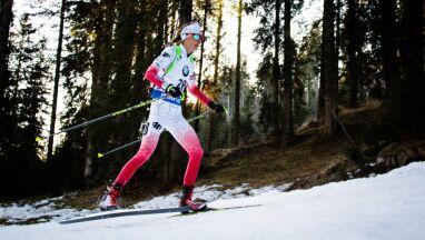 Polska 14. w supersprincie na otwarcie Pucharu Świata w biathlonie