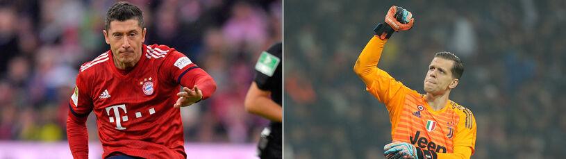 Lewandowski i Szczęsny potrzebują punktu. Coraz bliżej rozstrzygnięć w Lidze Mistrzów