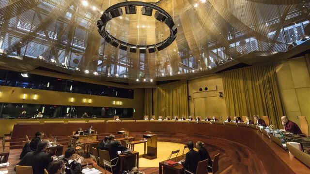TSUE odwołał rozprawę w sprawie pytań Sądu Najwyższego