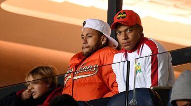 Ulga w Paryżu. Neymar i Mbappe gotowi na Liverpool