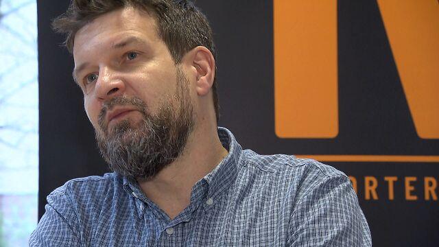Wojciech Cieśla o wezwaniu na policję w sprawie artykułu