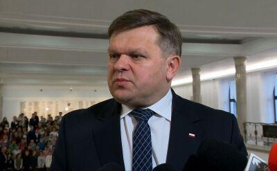Wojciech Skurkiewicz o deklaracji szefa MSWiA