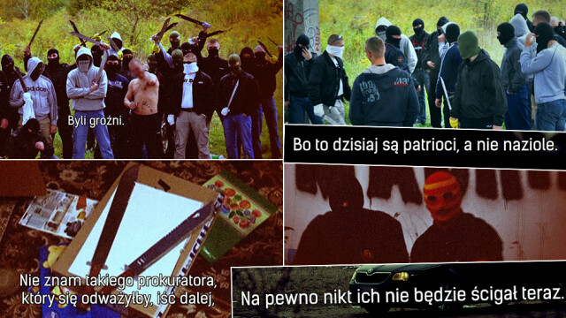 20df436c2762b0 Neonaziści w Polsce. Tempo śledztwa - oglądaj wideo TVN24