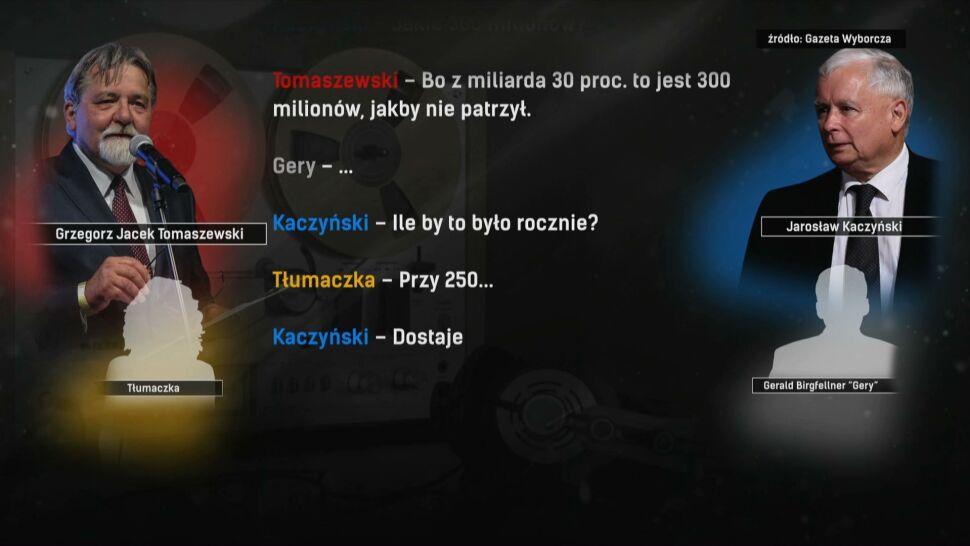 """""""Podejrzenie popełnienia przestępstwa"""". Kaczyński zawiadamia prokuraturę"""