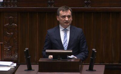 Ziobro: Stefan W. w 2016 roku zaczął słyszeć głosy. Miały wydawać mu polecenia