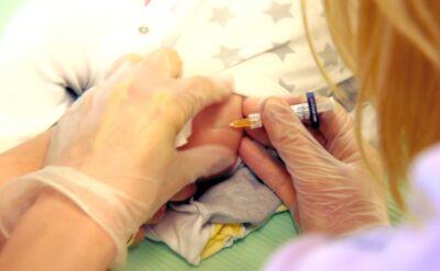 Coraz więcej rodziców nie szczepi dzieci