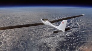 Solarna podróż do stratosfery