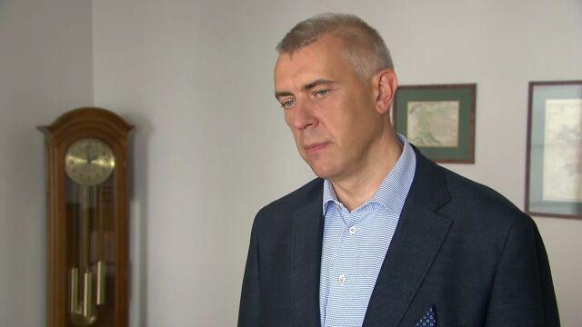 Roman Giertych komentuje decyzję prokuratury