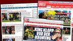 Niemiecka prasa entuzjastycznie o występie Borussii