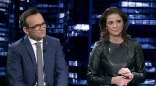 Joanna Mucha i Marcin Anaszewicz w