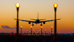 Zakaz lotów do Unii Europejskiej.