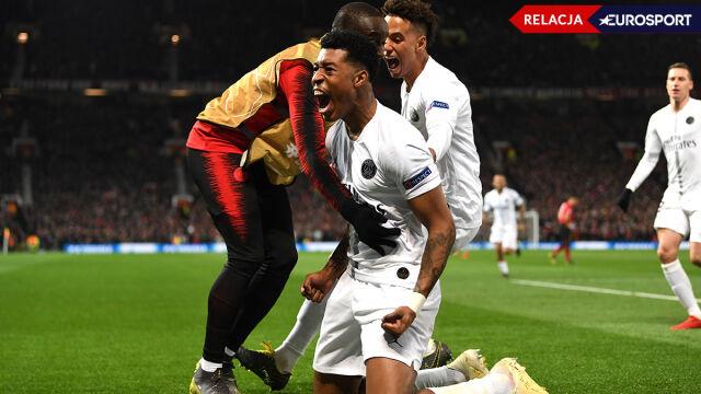 fc3de8115 Manchester United - PSG. Relacja na żywo   Eurosport w TVN24 - w ...