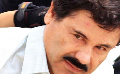 """Kim jest """"El Chapo"""" i co go czeka po skazaniu w USA"""