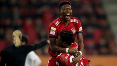 David Alaba i Kingsley Coman na pomoc Bayernowi w rywalizacji z Liverpoolem
