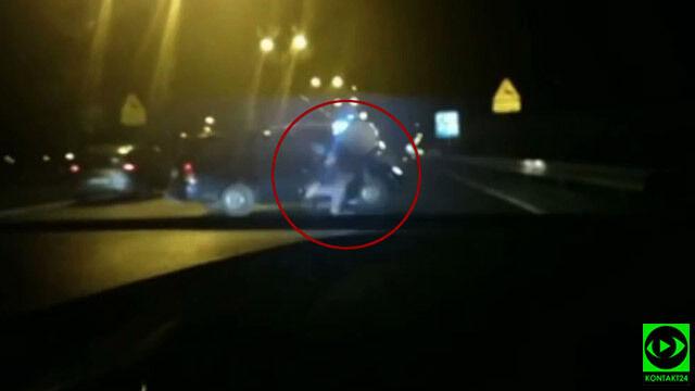 """""""Ukradli samochód i zabrali ze sobą właściciela, żeby im wskazał drogę ucieczki"""""""