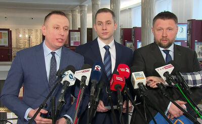 PO kieruje wniosek do prokuratury w sprawie szefa CBA