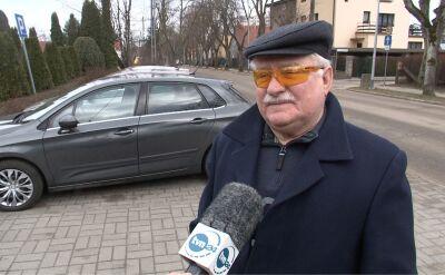 Lech Wałęsa skomentował zeznania Geralda Birgfellnera