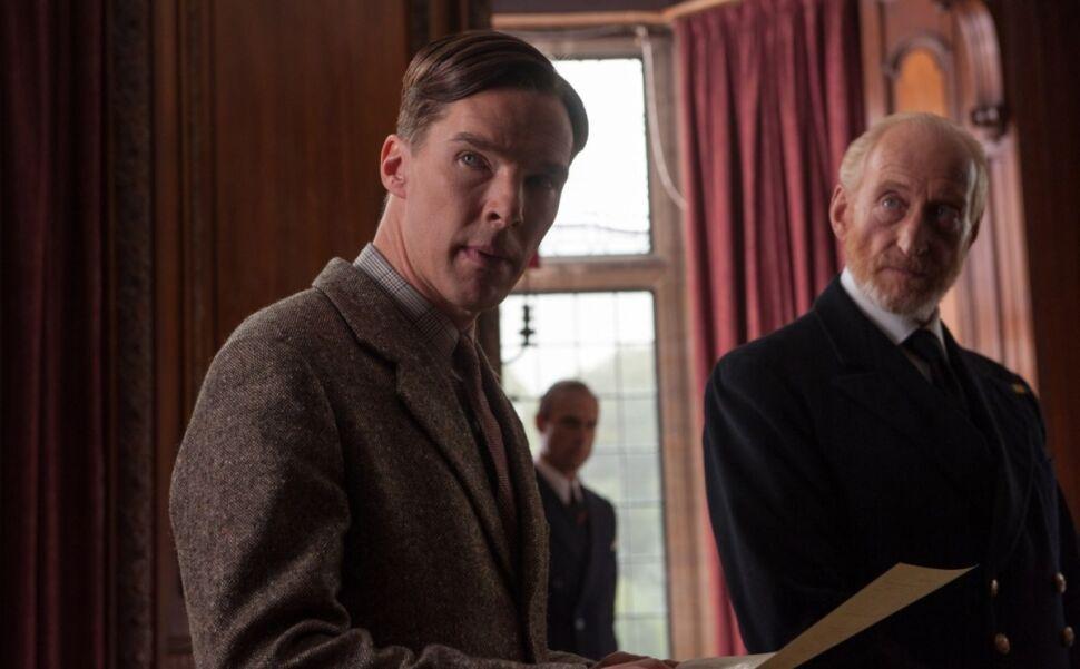 Benedict Cumberbatch i Charles Dance