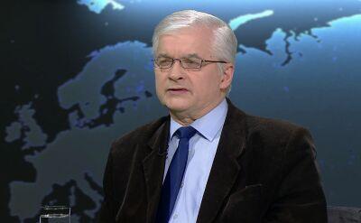 Cimoszewicz: senatorowie chcą zorientować się, co dzieje się w Polsce