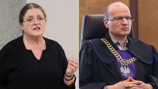 Trzy sprawy posłanki Pawłowicz, trzy razy ten sam sędzia