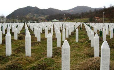 Podczas masakry w Srebrnicy wymordowano ponad 8 tysięcy muzułmańskich mężczyzn i chłopców