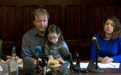 Córka wiezionej w Iranie Nazanin Zaghari-Ratcliffe wróciła do Wielkiej Brytanii