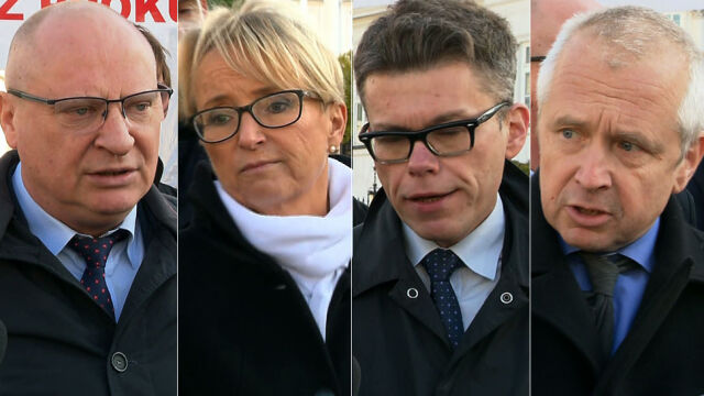 Judges, prosecutors and lawyers speak out in defense of the justice system (video from October 10)