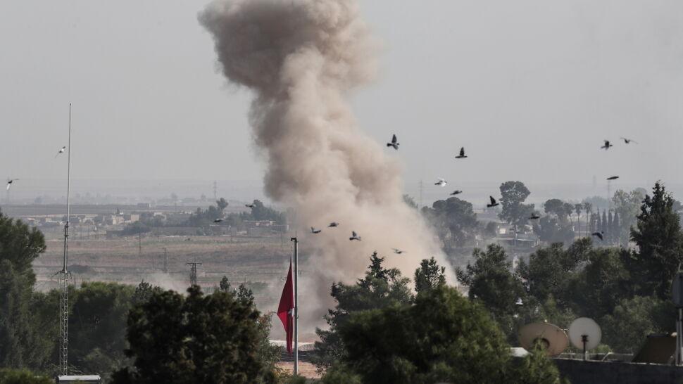 """Polska """"zaniepokojona"""" turecką operacją w Syrii"""
