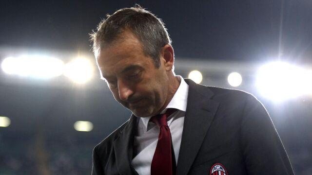 """""""Napisy końcowe"""" dla trenera Milanu. Piątek może mieć już szóstego trenera w Serie A"""