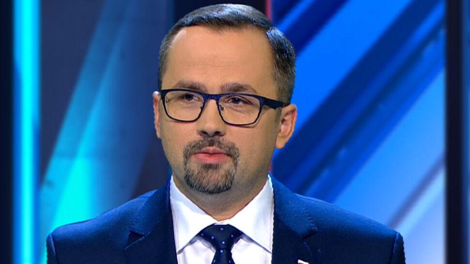 Marcin Horała z PiS przywołał na debacie wyborczej artykuł 180 konstytucji